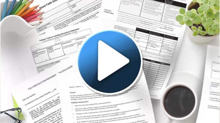 Loan Documentation Process