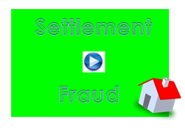 settlement fraud